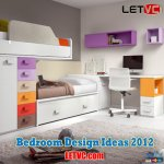 Bedroom Design Ideas 2012