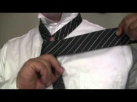 How To Tie a Tie: The Kelvin