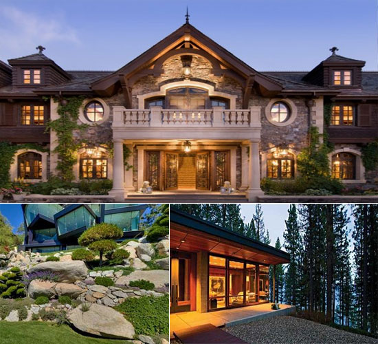 Most expensive homes estates in america for Most expensive house in us