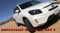 Advantages of Toyota RAV 4