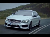 2013 New Mercedes CLA