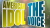 AMERICAN IDOL VS. THE VOICE