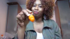 HOT PEPPER CHALLENGE .... GloZell