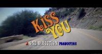 One Direction's Kiss You