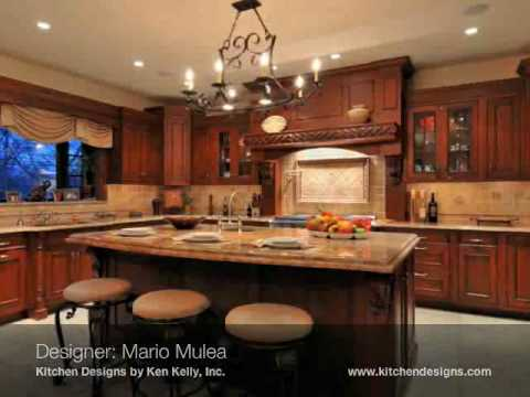 Kitchen Designs by Ken Kelly Showroom Design