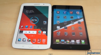 Comparison between Galaxy Note8.0 & iPad mini