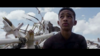 Will Smith's latest movie; After Earth