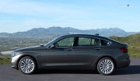 2014 BMW 535i Gran Turismo - Interior Design