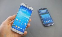 Comparing Samsung galaxy s4 VS galaxy s3