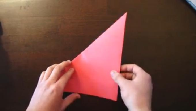 Making A Beating Heart Origami