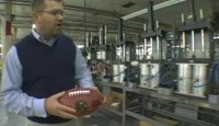 How it's made, soccer ball, documentary