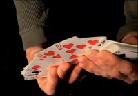World's best card trick. Amazing, red 10, tutorial