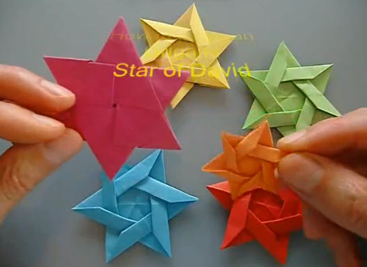 How To Fold Origami Stars Image Collections Coloring Pages Adult