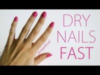5 ways to dry nails quicker