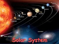 How many planets are there in the solar system? Science