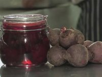 How to preserve beetroots in vinegar? Tutorial cooking
