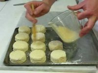How to make perfect scones?  Tutorial Cooking video