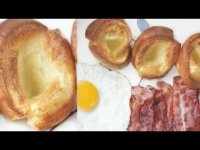 How to make Yorkshire puddings, three ingredients