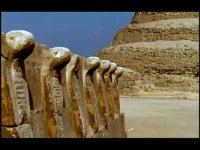 Pharaohs- the great pyramid of Egypt , how was it built? BBC, educational
