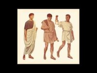 Greek dress and fashion, educational