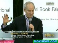 What money can't buy? Michael Sandel