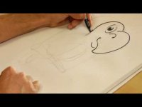 Drawing lessons step by step, tutorial