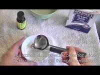 Natural homemade whitening mask, fade acne scars fast, tutorial