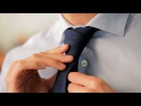 How to tie a tie cross knot, tutorial