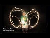 How to Take  Long Exposure Light Painting Photos