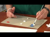 Add White to Lighten the Color of Oil Paint - Painting Basics