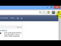 How to login with facebook more than one account in the browser?