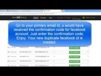 How to create multiple facebook account with same Email id?