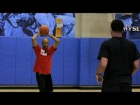 How to Throw an Overhead Pass - Basketball