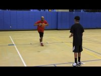 How to Throw a Bounce Pass - Basketball