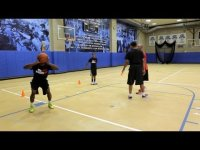How to Throw a Touch Pass - Basketball