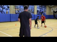 How to Throw a Dribble Pass - Basketball
