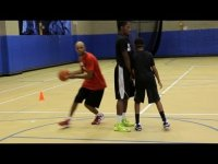 How to Throw a Pick & Roll Pass - Basketball