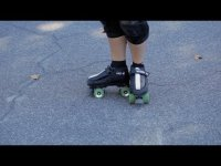 How to T-Stop - Roller-Skate