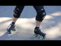 How to Stop Smoothly - Roller-Skate