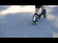 How to Skate Backwards Fast - Roller-Skate