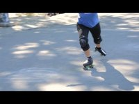 How to Turn from Backward to Forward - Roller-Skate