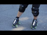 How to Turn Smoothly - Roller-Skate