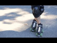 How to Do a Crossover - Roller-Skate