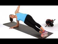 Do a Side Plank with Hip Lifts - Abs Workout