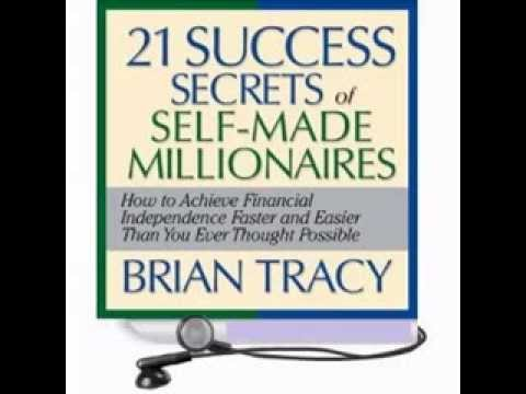 21 success secrets of self made millionaires